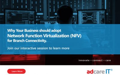 Why your business should adopt Network Function Virtualization.
