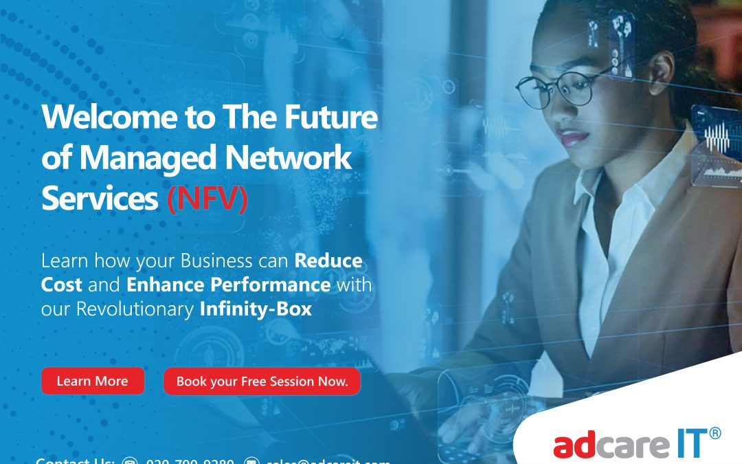 Welcome to the Future of Managed Network Services.